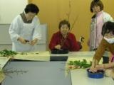 生け花教室(月2回)