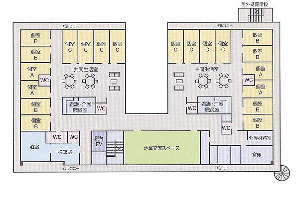 floor(3F)